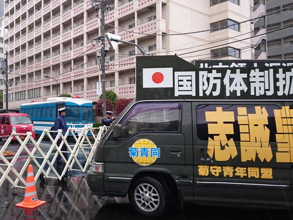 28年4月17日少子化・外交問題啓蒙活動[都内]01