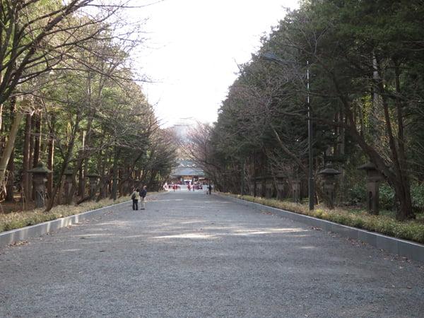 28年4月23日北海道神宮参拝04