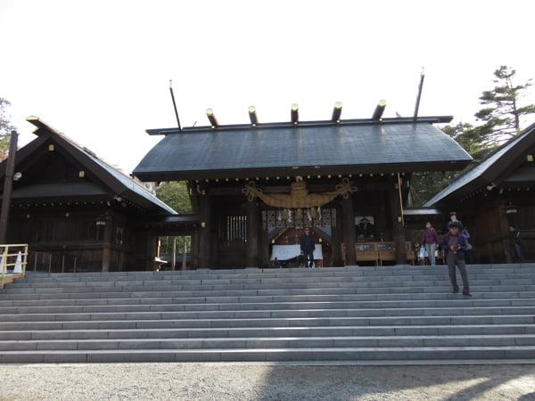 28年4月23日北海道神宮参拝06